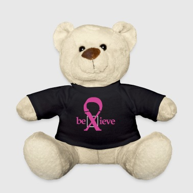 Believe Cancer Fight - Teddy Bear
