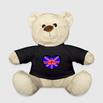I love GB spreadshirt - Teddy