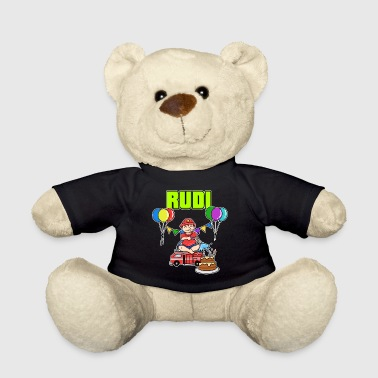 Fire Department Rudi gift - Teddy Bear