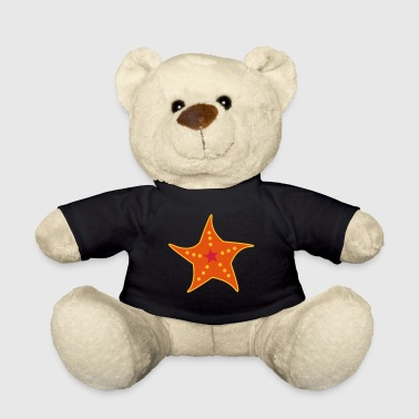 Starfish (a)  - Teddy Bear