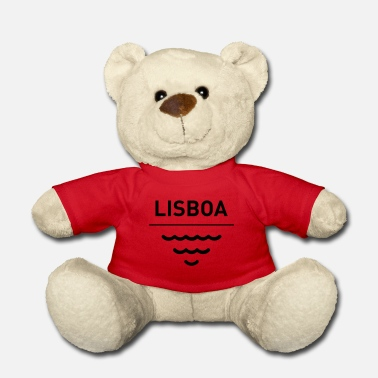 Lisbon LISBOA waves - Teddy Bear