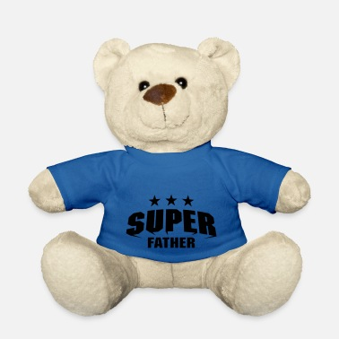 Ascension Super Father - Teddy Bear