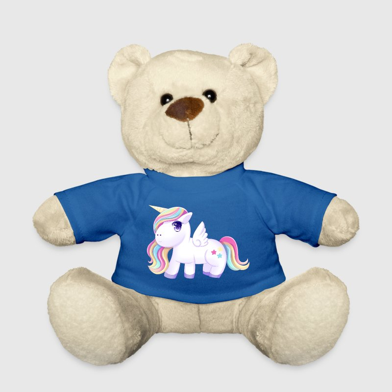 Super Cute Rainbow Unicorn - Teddy Bear