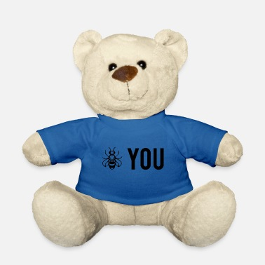 Bee You - Be You - Ours en peluche