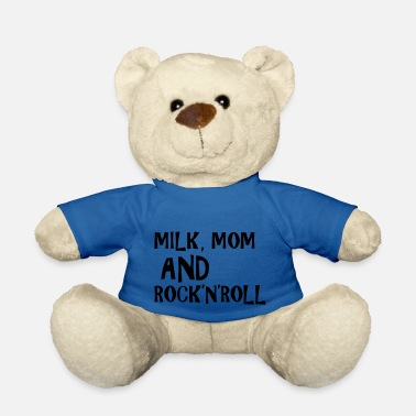 Milk, Mom and Rock 'N' Roll - Ours en peluche
