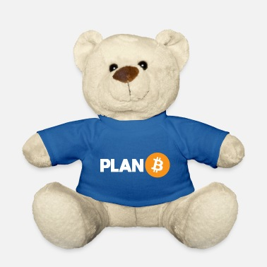 Plan Bitcoin - Teddy Bear