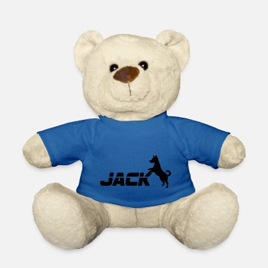 Jack Chien / Jack Russell Jack - Nounours