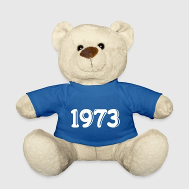 1973 Vintage 1973 - Teddy Bear