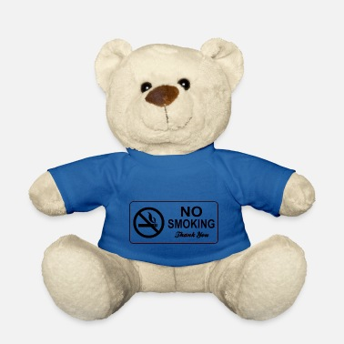 Smoking no smoking - Teddy Bear