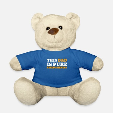 Family Best Dad Family Gift - Teddy Bear