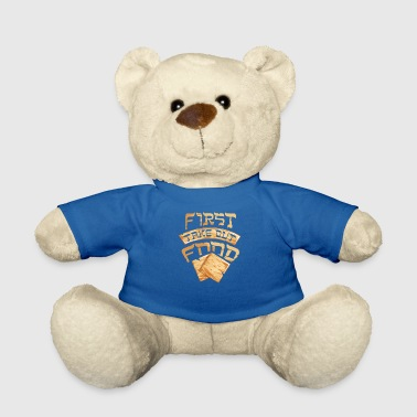 Passover - Jewish Foods Gift - Teddy Bear