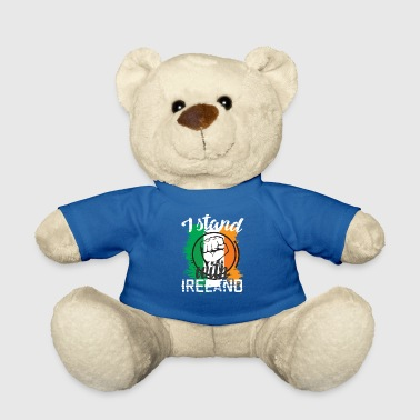 I stood with Ireland - Teddy Bear