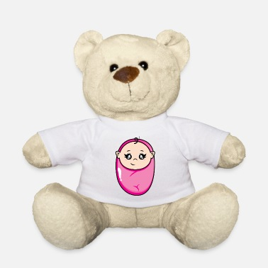 Newborn Babygirl newborn - Teddy Bear
