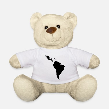 America Latin America - South America - Teddy Bear