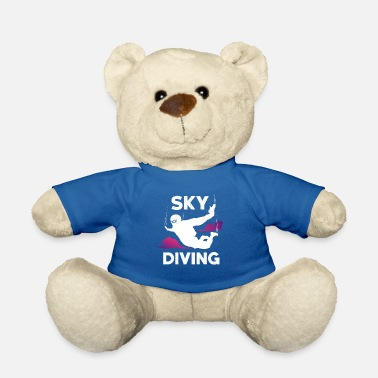 Skydiver Skydiving skydiving - Teddy Bear
