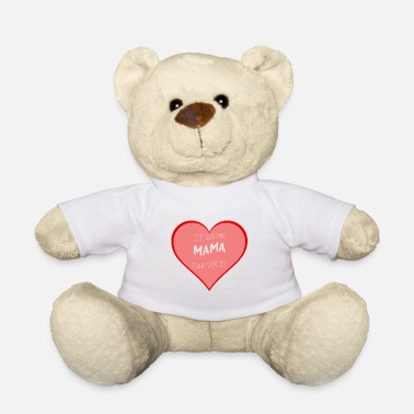 Officialbrands Best Mom Gift for Mother's Day - Teddy Bear