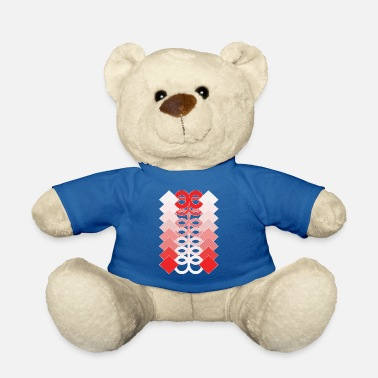 Rhombus Rhombus and rings - Teddy Bear