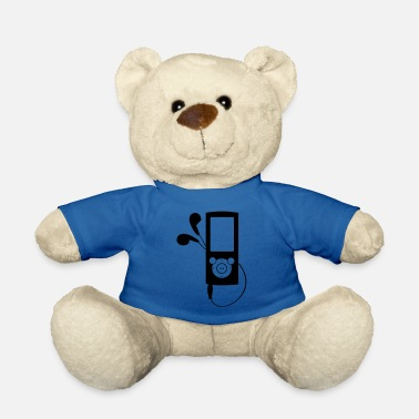 Mp3 MP3 Player - Teddybeer