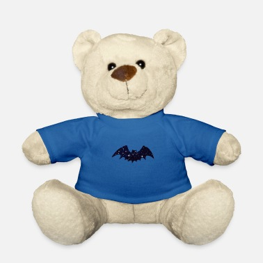 Batting Bat Bat Wing Bats - Teddy Bear