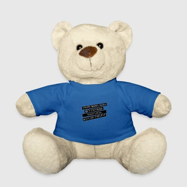Motive for cities and countries - SAINT LUCIA - Teddy Bear