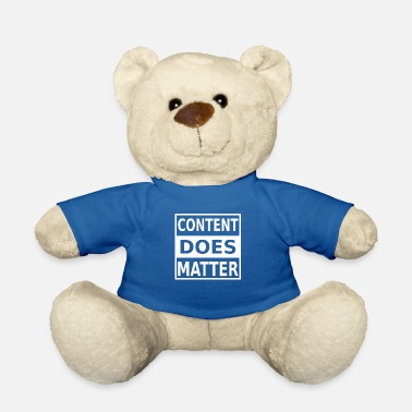 Online Marketing de contenu Internet Online Data digital w - Nounours