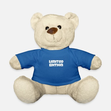 Edition Limited Edition - Teddybär