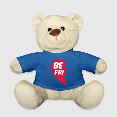 Best friend - best friends shirt - best friend - Teddy Bear