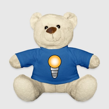 Light bulb Electricity | Electricity | Electrician | Electric wire - Teddy Bear