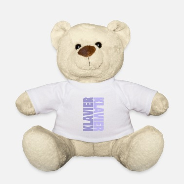Instrument Piano musical instrument instrument music - Teddy Bear