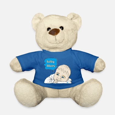 Baby On Board baby blues - Nalle