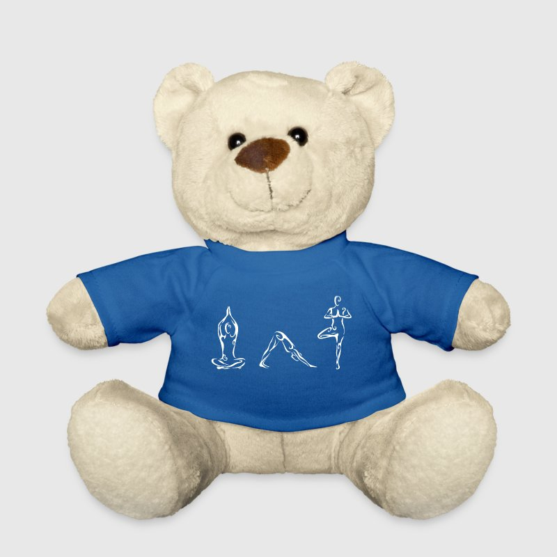 Yoga Stellungen – Meditation - Teddy