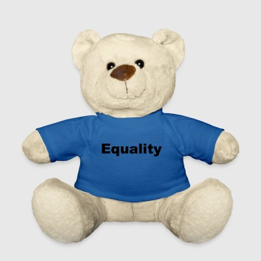 Equalizer Equality - Teddy Bear