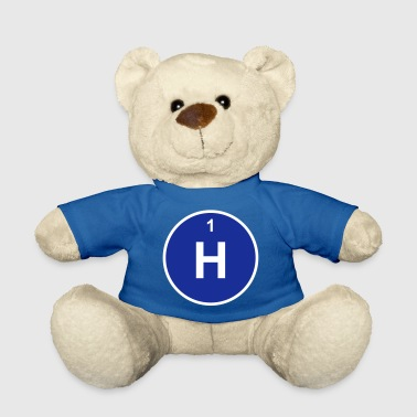 Hydrogen (H) (element 1) - Teddy Bear