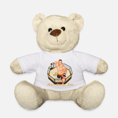 MMA Cage Warrior - Ours en peluche