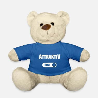 Attractive Attractive - Teddy Bear