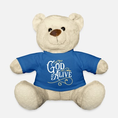 Levend God is levend - Teddy