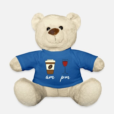 Pms at the coffee pm wine - Teddy Bear