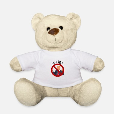 Satire Donald Trump satire - Ours en peluche