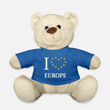 I Heart I Love Europe / I Heart Europe (L'Europe) - Nounours