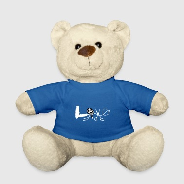 Coiffeuse liefde professionele kapper Gift - Teddy
