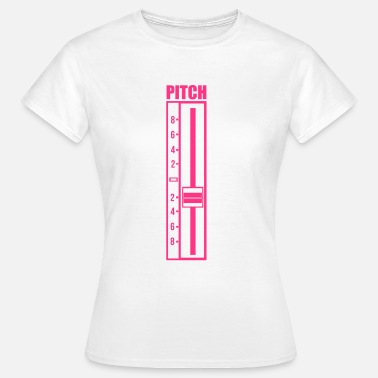 Pitch Pitch - Frauen T-Shirt