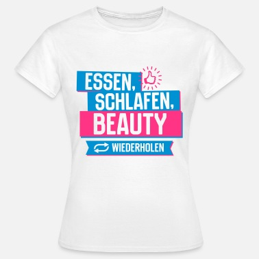 Hobby Hobby Beauty - Frauen T-Shirt