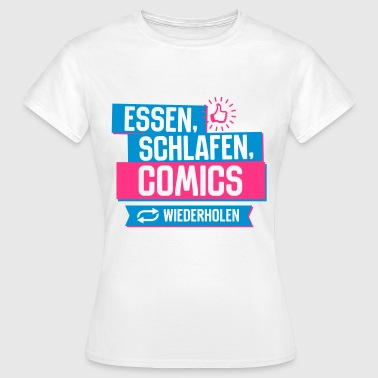 Hobby Comics - Frauen T-Shirt