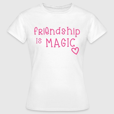 Friendship - Frauen T-Shirt