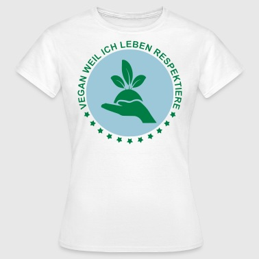 VEGAN - Frauen T-Shirt