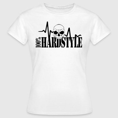 100% Hardstyle - Women's T-Shirt