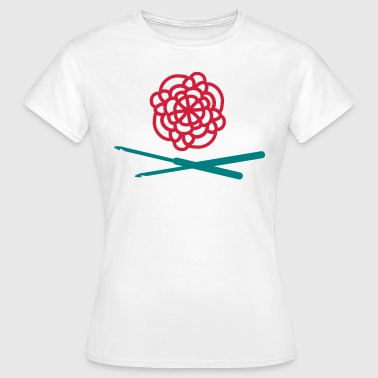 crochet - Women's T-Shirt