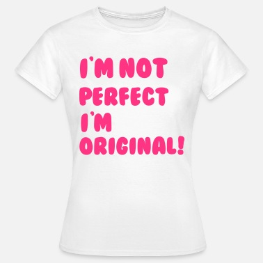 Minion Quotes Original - Women's T-Shirt