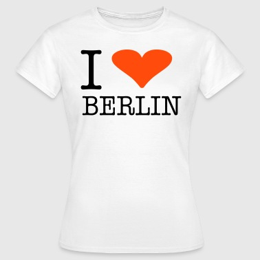 i_love_berlin1 - Frauen T-Shirt