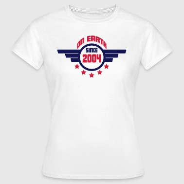 2004_on_earth - Camiseta mujer